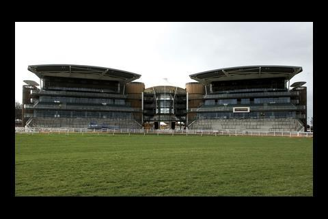 From the racecourse